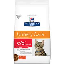<b>Hill's</b>® <b>Prescription Diet</b>® c/d® <b>Multicare</b> Feline Stress - dry
