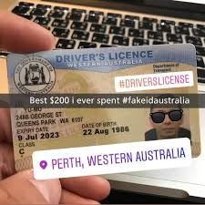 Like Real Australia - Western Id Looks Fake License ᐅ Scannable