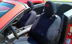 custom fit seat covers 2010 2016 camaro