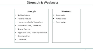 Strength Strengths For A Resume Job And Weaknesses Test Socialum Co
