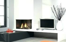 contemporary fireplace tv stand modern electric white impressive corner home design pacer 56 with soundba
