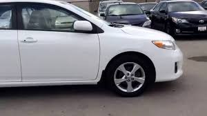 2012 Toyota Corolla LE Sunroof/Heated Seats/Heated Mirrors - YouTube