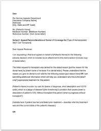 Medicare Advantage Appeal Letter Templates