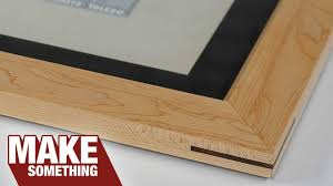 Making a picture frame Mirror Picture Frame Making Everything You Need To Know Includes Matting Mounting Youtube Picture Frame Making Everything You Need To Know Includes Matting