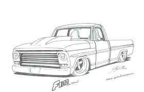 old chevy truck coloring pages old truck coloring pages muscle car coloring pages kids ideas cars