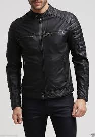 moto leather jacket mens. lambskin leather jacket genuine mens stylish biker motorcycle black slim fit x27 moto t