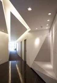 contemporary hallway lighting. Smooth Elegant And Highly Contemporary Moscow Apartment By Sl Project Hallway Lightinghallway Foyer Lighting Low Ceiling A