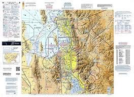 Faa Vfr Charts Faa Chart Vfr Tac Salt Lake City Tslc Current Edition