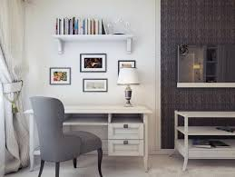 wall shelves office. Exquisite Image Of Ikea White Wall Shelves As Furniture For Interior Decoration : Interesting Modern Living Office