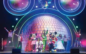Disney Junior Dance Party On Tour Presented By Pull Ups