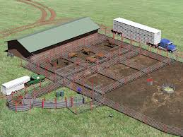 Sheep Corral Design Corral System 7497 Cattle Corrals Show Cattle Barn Cattle