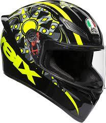 Soft Design Agv Details About Agv K 1 Flavum 46 Helmet
