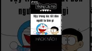 Những câu nói hack não của Doraemon hài chế - YouTube
