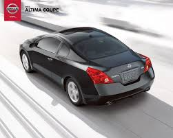 Nissan Altima Coupe 2.5 S shown in Pearl White   Nissan ...
