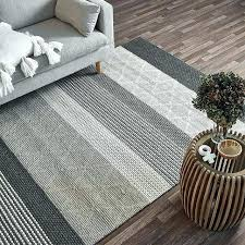 grey and white textured rug wool hatch area rugs