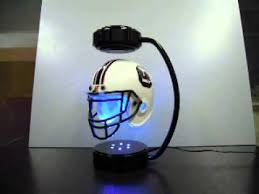 Helmet Display Stands Mesmerizing Magnetic Helmet Floating Display Stand YouTube