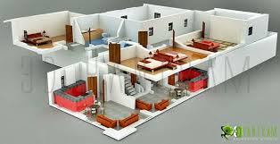 beautiful 3d view home design ideas interior design ideas