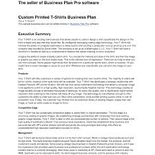 executive business plan template student business plan examples template executive summary sample for