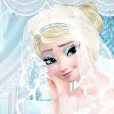here you can play elsa wedding makeup game elsa wedding makeup is one of our selected games for s