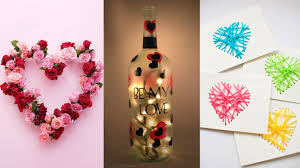 Diy Projects 10 Diy Projects For Valentines Day Decorating Ideas For A Sweet