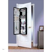 over door hanging jewelry organizer storage cabinet box likeable over the door mirror jewelry organizer canada