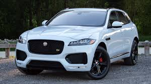2017 Jaguar F-Pace – Driven Review - Top Speed