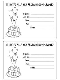 Inviti Di Compleanno 3 Bimbi Di Carta