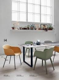 the muuto fiber chair designed by iskos berlin inspired by eames l