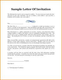 10 Invitation Letter Format Quote Templates