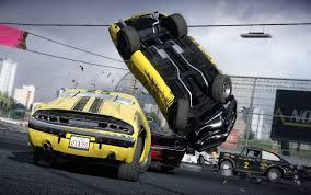 new release pc car gamesDestructionThemed Racer Next Car Game Gets a Real Name Finally