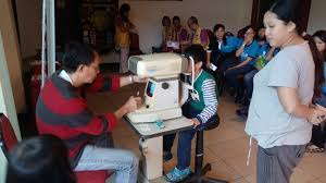 munity link through cimb bank ringlet branch has partnered with lions club of hillview cameron highlands to bring the gift of sight to the rural