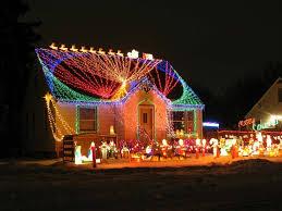 outdoor christmas lights idea unique outdoor. Christmas House Lights Colorful Outdoor Lighting Ideas Idea Unique I