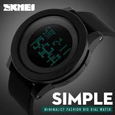 skmei simple amp fashion men sport watch waterproof led digital skmei simple men fashion sport waterproof led digital analog quartz watch gifts