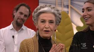 Barbara Alberti star del Gf Vip - Grande Fratello Vip ...