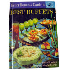better homes and gardens best buffets vintage book vintage cookbook openslate collectibles ruby lane