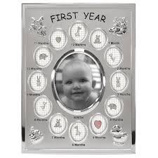 Malden International Designs Photo Frames Buy Malden International Designs Babys First Year Collage