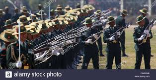 Nepalese Army Stock Photos Nepalese Army Stock Images Alamy