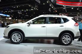 new car launches for diwali 20142015 Nissan XTrail to launch in India during Diwali