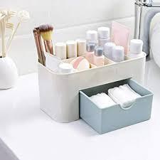 SHOPPOWORLD Plastic <b>Cosmetic Storage</b> Box <b>Multi</b> Functional ...