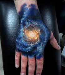 9 Nádherné Galaxie Tetování Nápady Vzory A Význam Styly V životě
