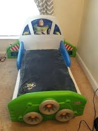 buzz lightyear toddler bed toy story buzz toddler bed furniture in port st fl buzz lightyear