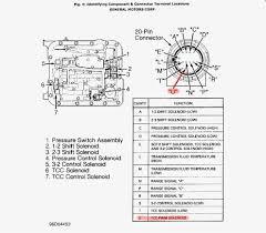 simple 4l60e transmission wiring diagram 4l60e wiring diagram for transmission wiring diagram ford 555e at Transmission Wiring Diagram