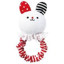 Характеристики модели <b>Погремушка Combi</b> FuriFuri Rabbit на ...
