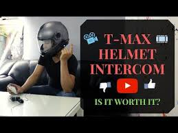 Best Communication Device for a Motorcycle Rider   <b>Freedconn T</b> ...