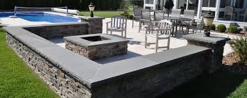 Fire pits Contractor Outdoor Custom Tables Long Island NY