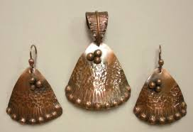 you ve made your first triangle shield earrings pendant and bail