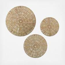 Buy products such as safavieh natural fiber arbor border area rug or runner at walmart and save. Studio 76 Dahlia Seagrass 3 Piece Wall Decor Set Zola