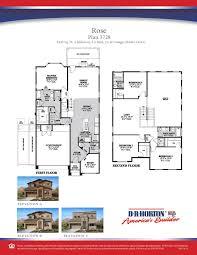 dr horton floor plans. DR Horton Rose Floor Plan Via Www.nmhometeam.com Dr Plans A