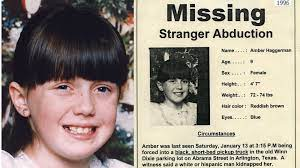 Texas girl's abduction and murder 25 ...