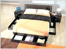 full size storage bed plans. Platform Beds With Storage Underneath Full Bed Size  Frame Plans